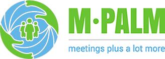 M-PALM Logo